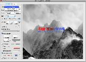 Star Watermark for Mac Ultimate Screenshot
