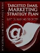 Targeted Email Marketing Strategy Plan Screenshot