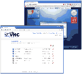 ThinVNC Remote Access Server Screenshot