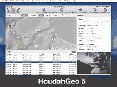 HoudahGeo Screenshot
