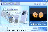 uSeesoft Video to iPod Converter Screenshot