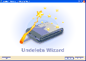 Screenshot of Undelete Wizard