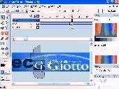 Screenshot of Vectorian Giotto Light
