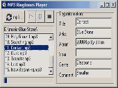 Waply Free Ringtones Player Screenshot