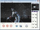 Webcam Surveillance Monitor Screenshot