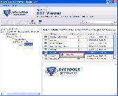 Windows Backup File Viewer Screenshot