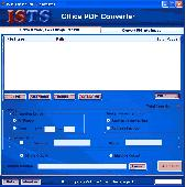 Word to PDF Software Screenshot