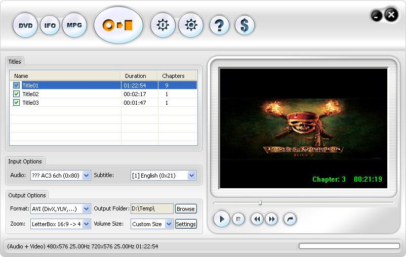 123 DVD Ripper