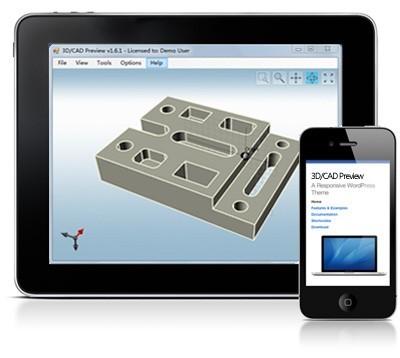 3D/CAD Preview