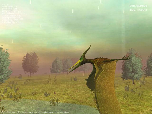 3D DinoFly