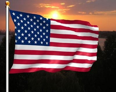 3D Realistic Flag Screensaver