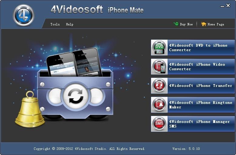 4Videosoft iPhone Mate