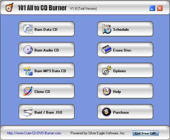 101 All to CD Burner