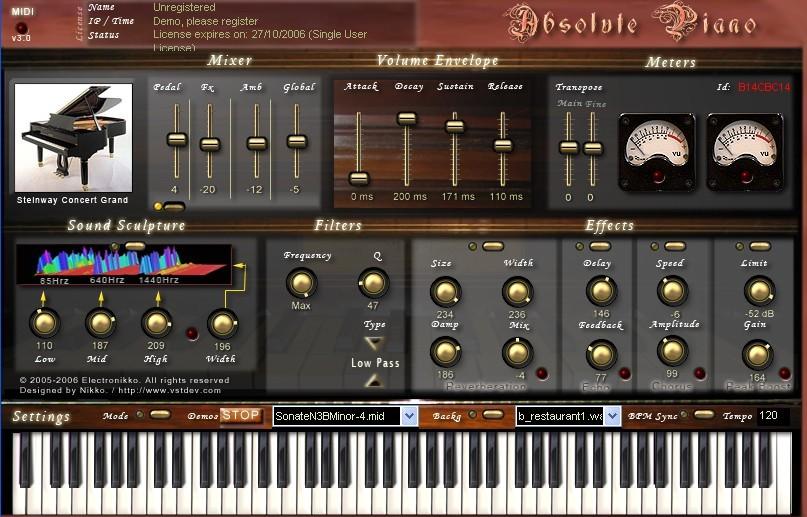 Absolute Steinway Piano VSTi