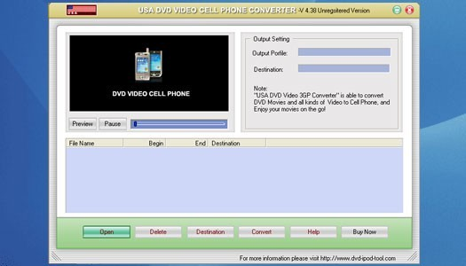 Alice DVD any Video to Cell Phone ConverteR