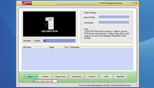 Alice DVD any Video to Mac iPod Converter