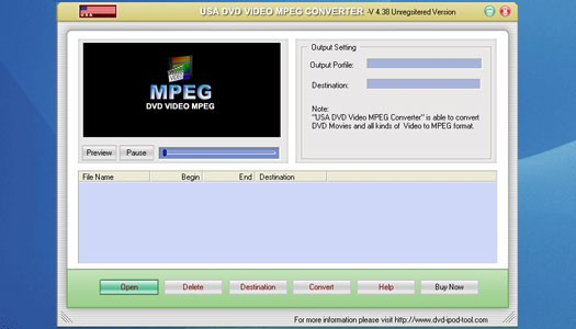 Alice DVD any Video to MPEG Converter