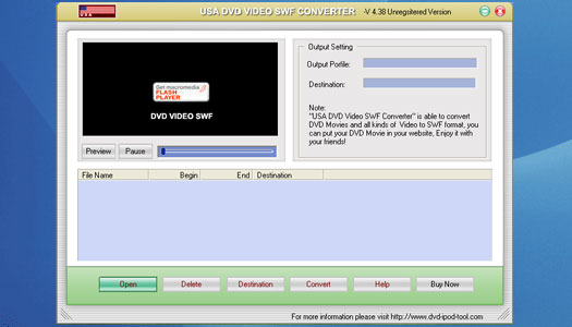 Alice DVD any Video to SWF Converter