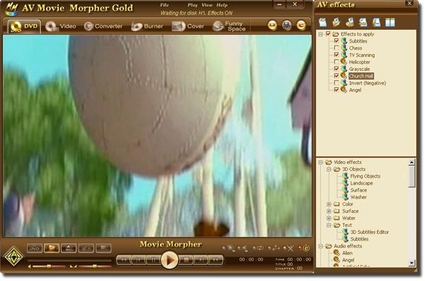 AV Movie Morpher Gold