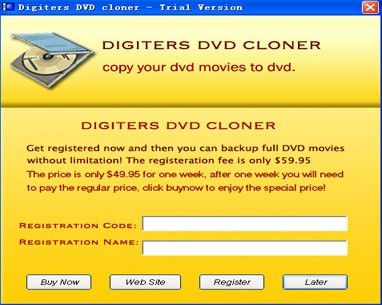 Digiters DVD Cloner