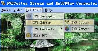 DVDCutter Stream Mp3CDWav Converter Pro