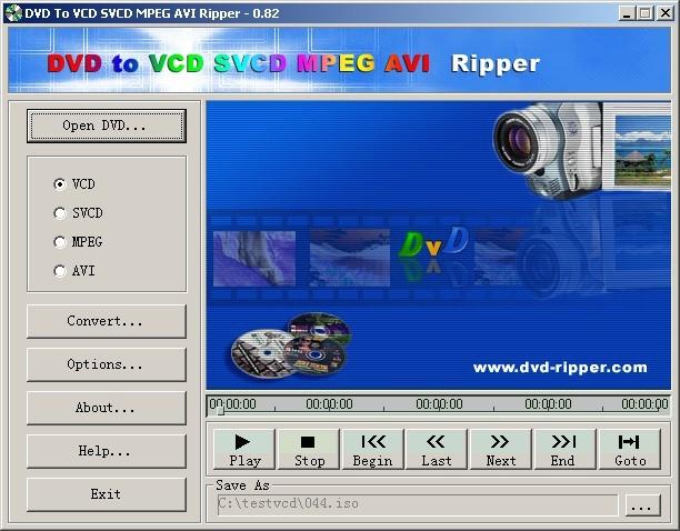 Flash DVD Ripper