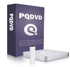 PQ DVD to Apple TV Converter