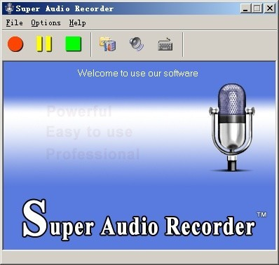 Super Digital Audio Recorder