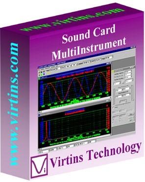 Virtins Sound Card MultiInstrument