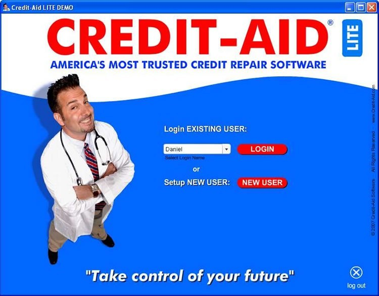 Credit-Aid Credit Repair Software
