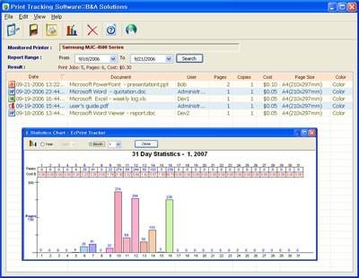EzPrint Tracker