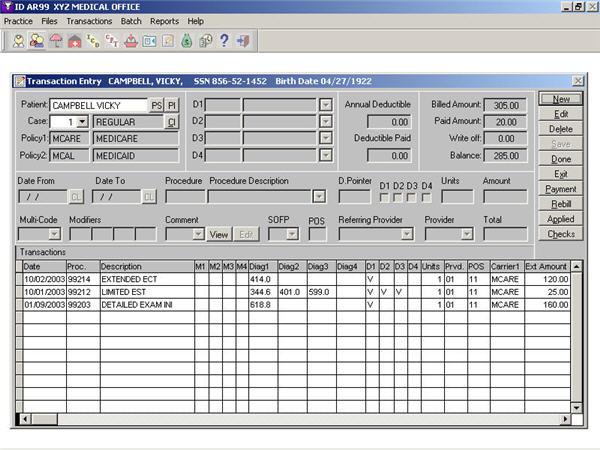 GCS MedOffice