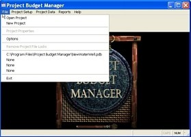 ProjectBudgetManager