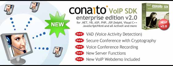 conaito VoIP Enterprise SDK ActiveX