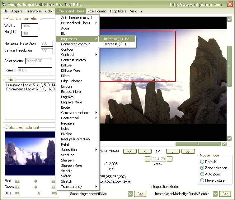 GdPicture Light OCX - Image Processing ActiveX