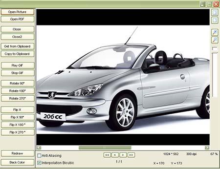 GdViewer OCX - Image Viewer ActiveX