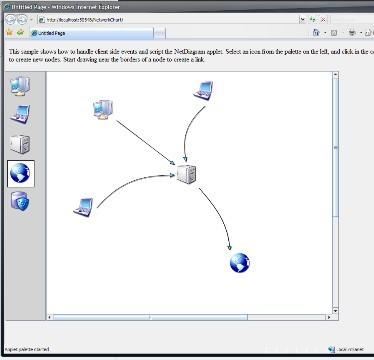 NetDiagram ASP.NET Control