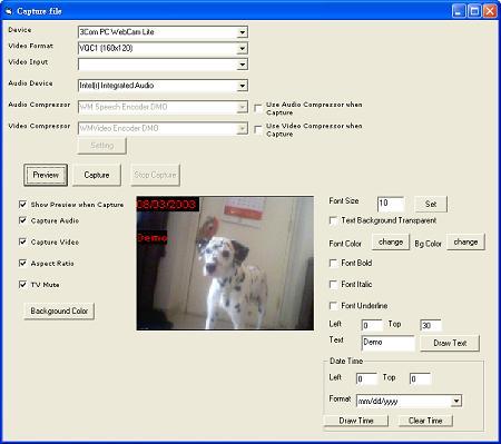VideoCap Pro Video Capture ActiveX SDK