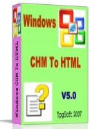 Windows CHM To HTML