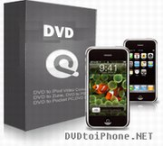 DVD to iPhone Software