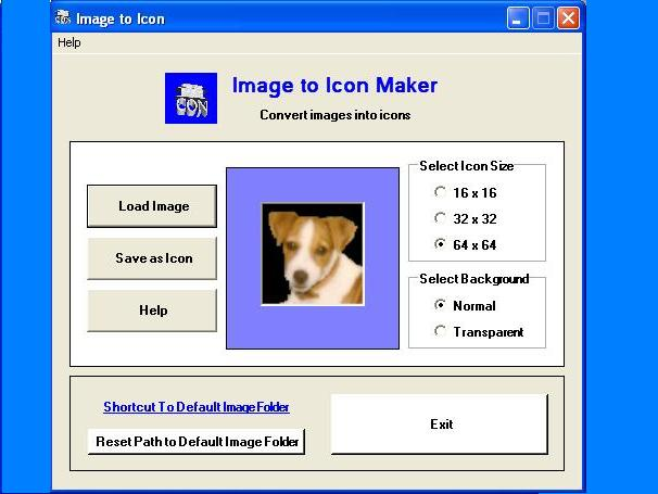 Image to Icon