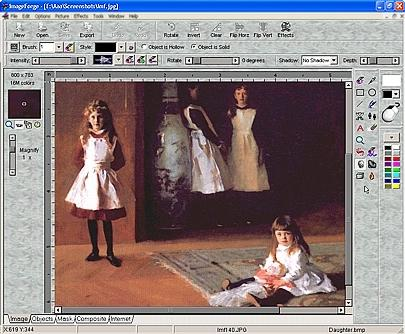 ImageForge PRO for Art, Images, Photos