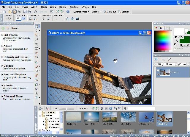 Paint Shop Pro Photo