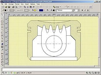 PowerCad 2D Component