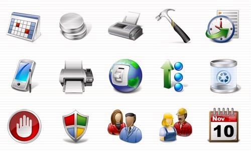 Software Icons Vista