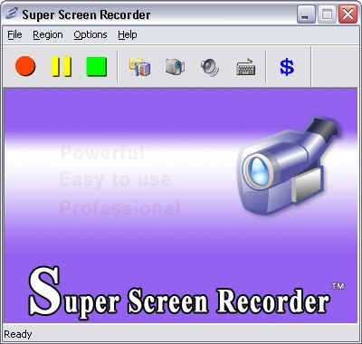 Super Video Screen Recorder