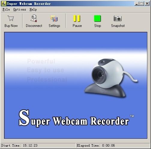 Super Webcam Video Recorder