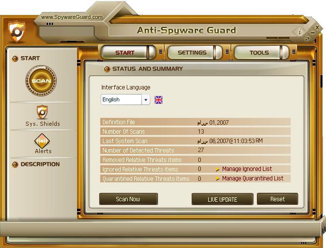 Anti Spyware Guard