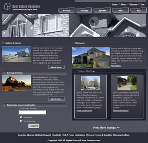 e3 Real Estate Website 97