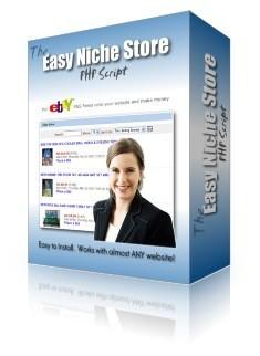 Easy Niche Store Script